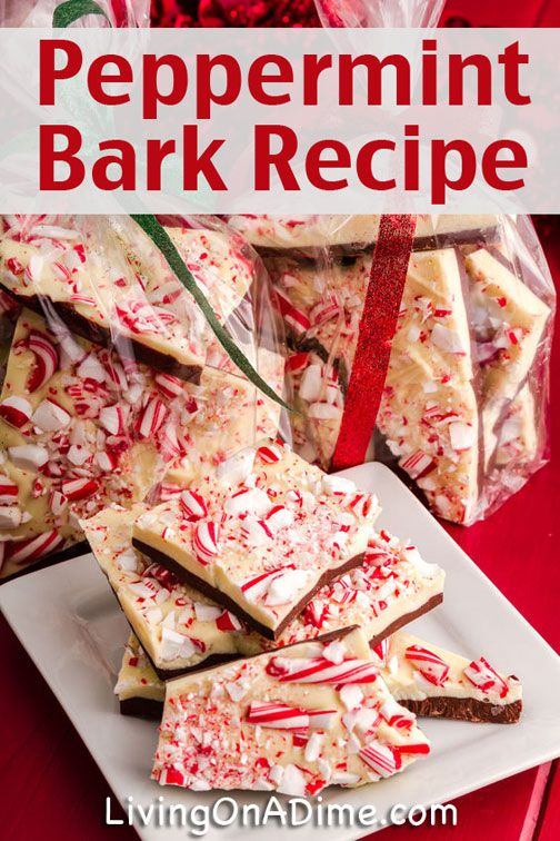 25 of the Best Easy Christmas Candy Recipes And Tips – Living on a Dime To Grow Rich