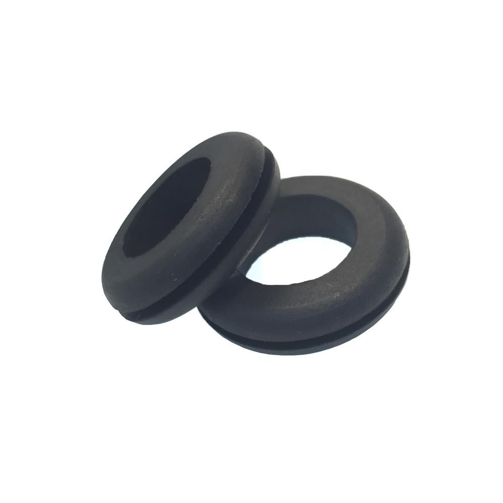 Gardner Bender 1 2 In Grommet 4 Pack Case Of 10 Ghg 1550 The Home Depot Rubber Grommets Grommets 10 Things