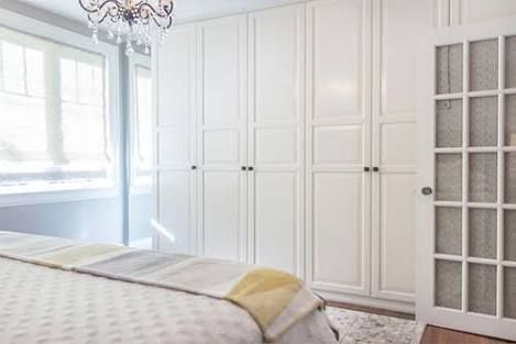 image result for tyssedal ikea door white and mirror. Black Bedroom Furniture Sets. Home Design Ideas