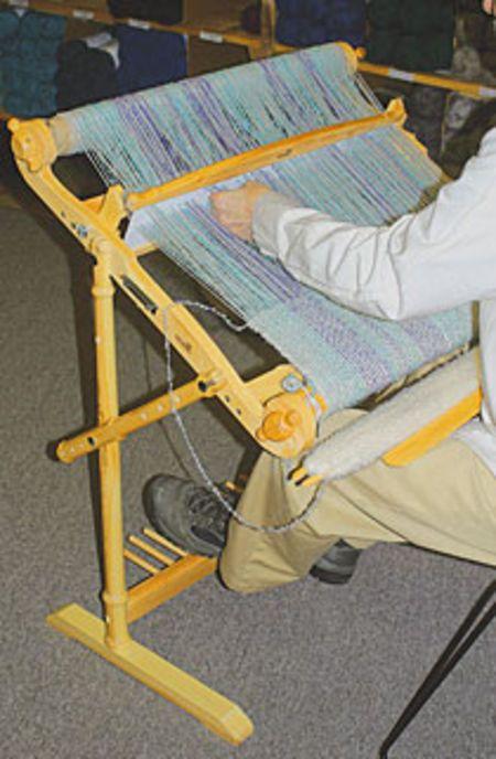 Kromski 32 Quot Stand For Harp Rigid Heddle Loom Loom
