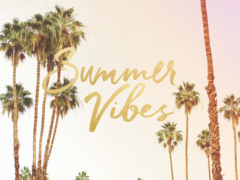 Summer Vibes Desktop wallpaper summer, Summer wallpaper