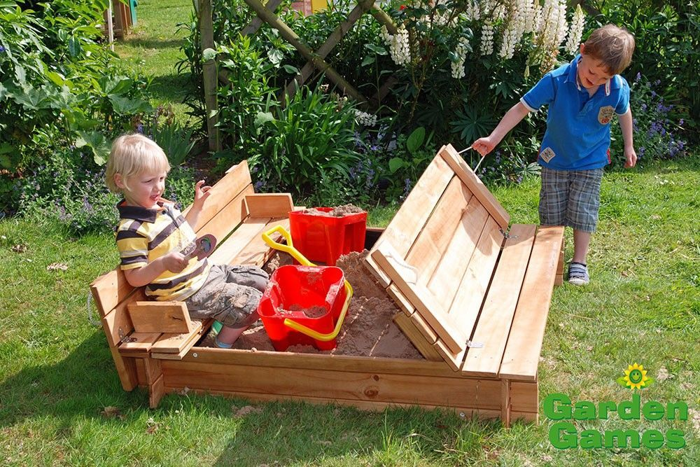 0874fcf4bfbe1489241128f99f144b19 - Build A Sandpit Better Homes And Gardens