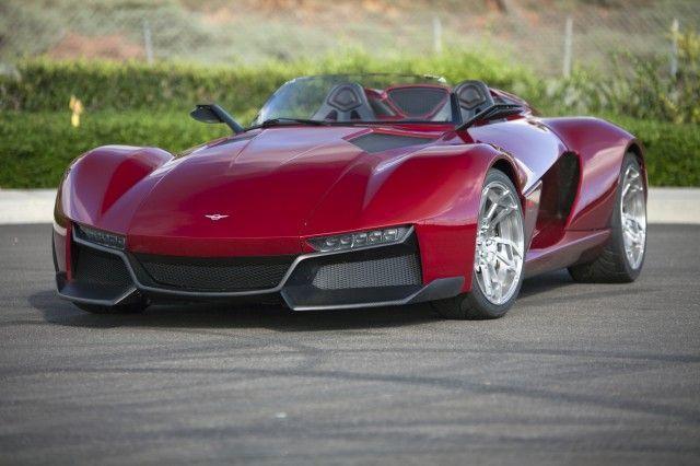 2016 Rezvani Beast Speedster First Drive First Drive Cool Cars