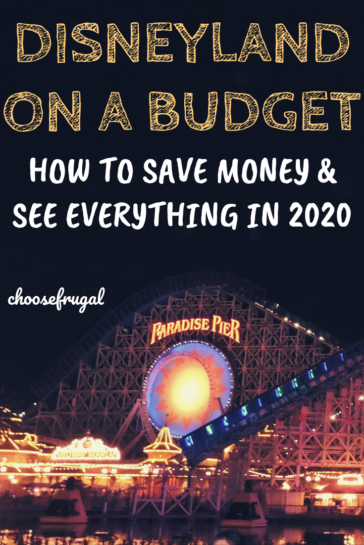 Ways To Save Money in Disneyland #disneylandfood