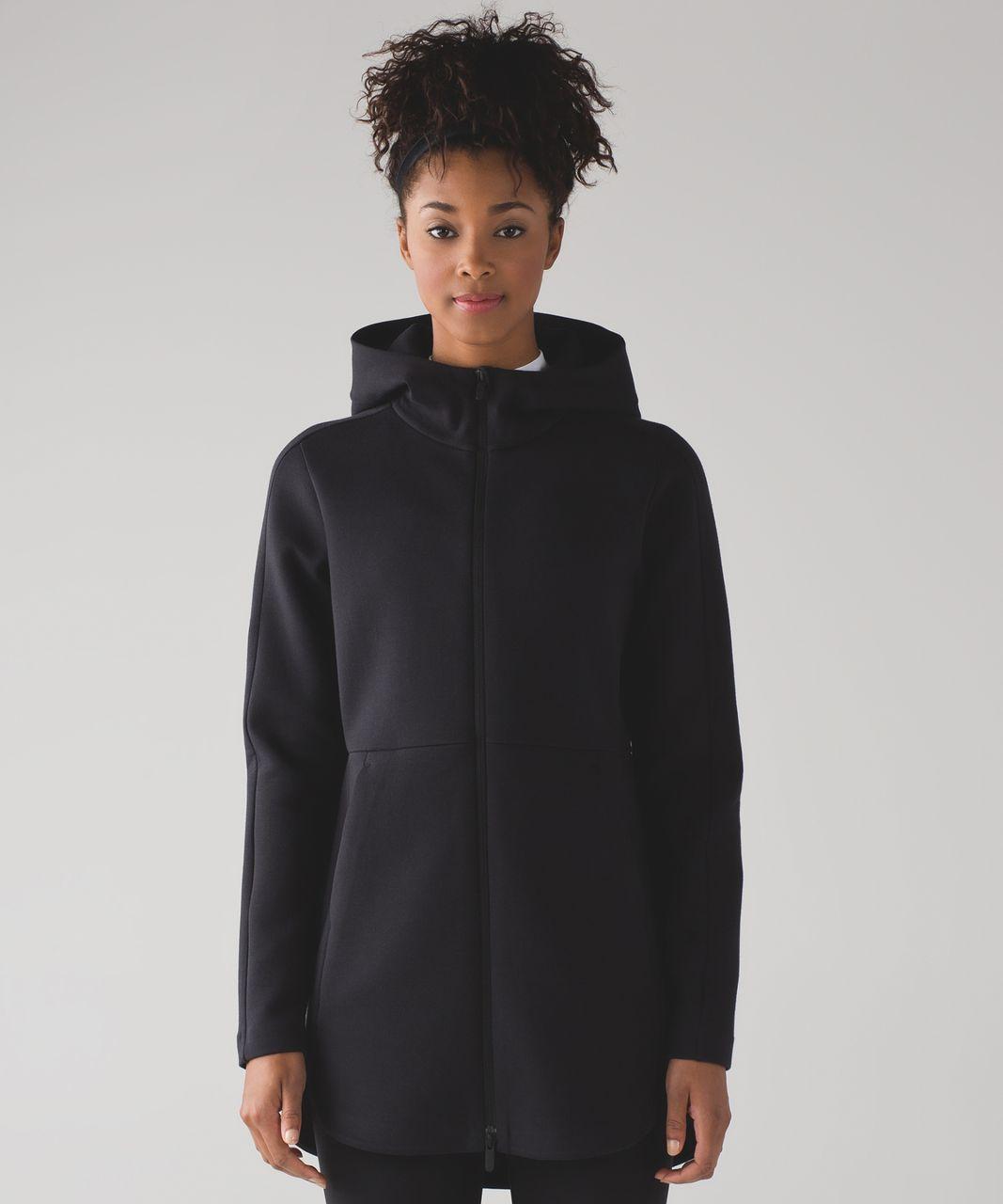 Lululemon Going Places Hooded Jacket Black Lulu Fanatics Jackets For Women Hooded Jacket Jackets [ 1280 x 1067 Pixel ]