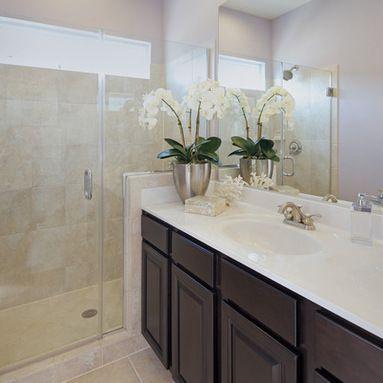 O'keefe  Contemporary  Bathroom  Dc Metro  Carlyn And Company Pleasing Bathroom Design Company 2018