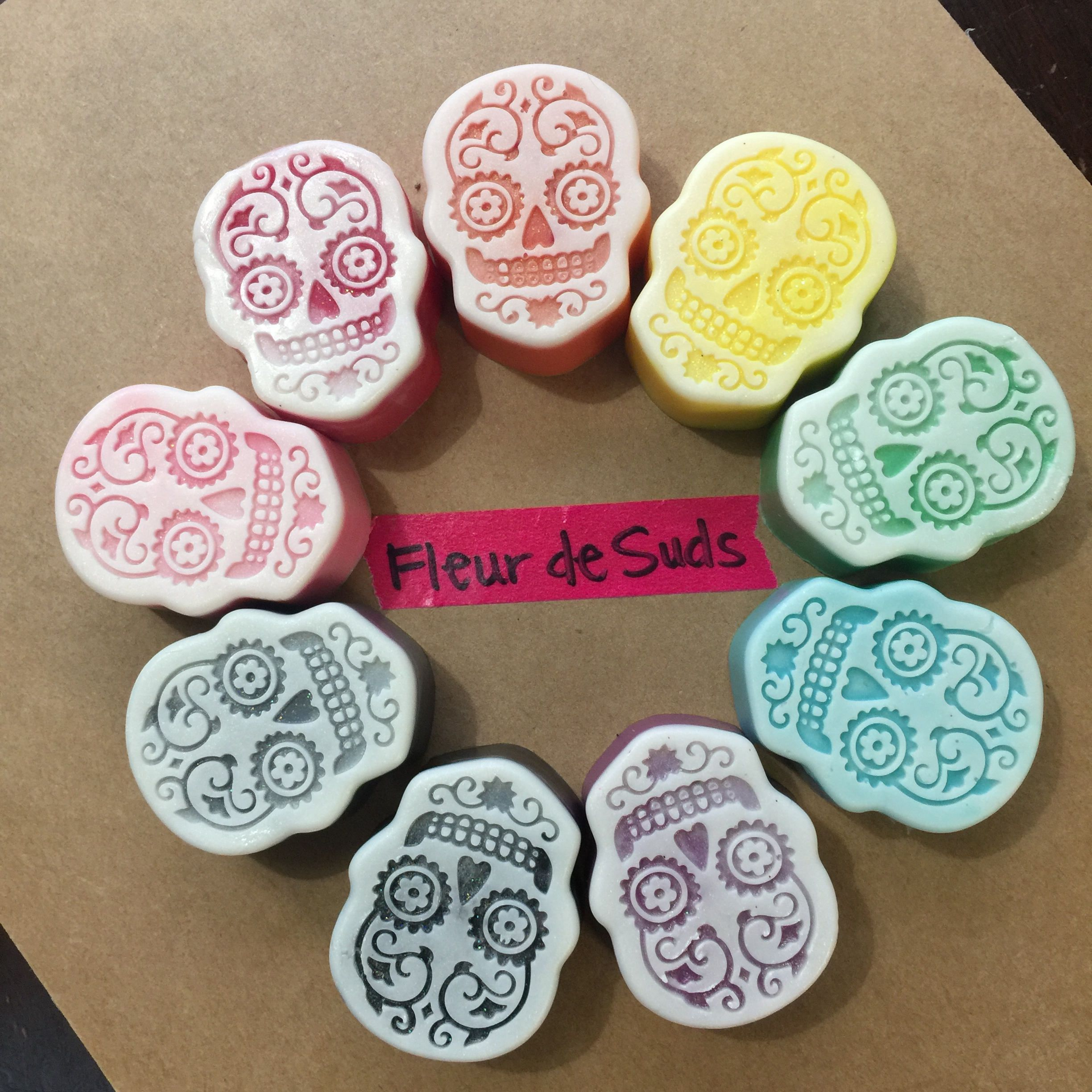 Pin by fleur de suds on etsy page pinterest sugar skulls and