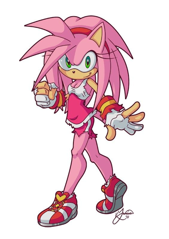 Amy new style