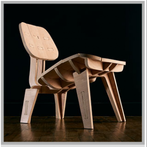 Can You Cnc A Classic American Chair Of Course You Can Cnc