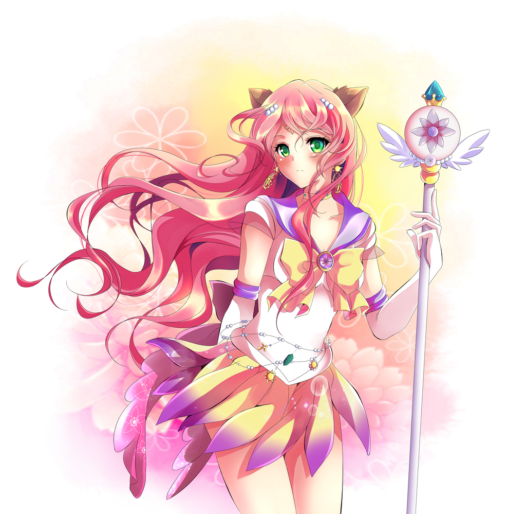 Commission: Sailor Elysium 2 by Rurutia8.deviantart.com on @deviantART