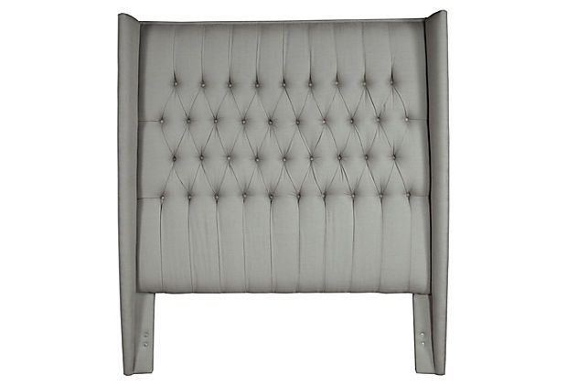 Charlene Headboard, Gray #HomeDecorator #Homes #BedroomIdeas