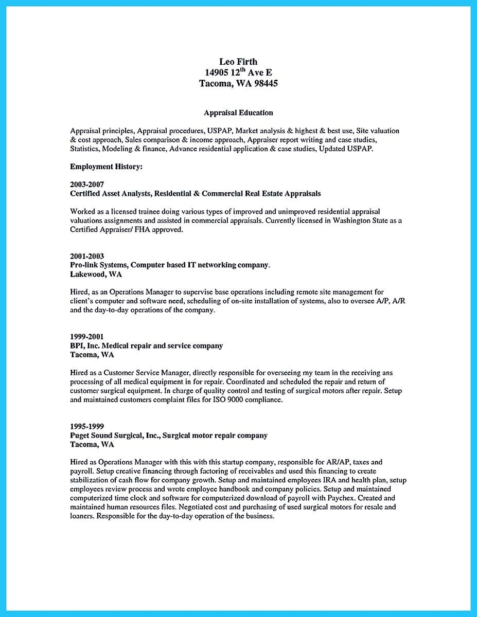 Technician Resume Awesome Writing A Concise Auto Technician Resume Check More At