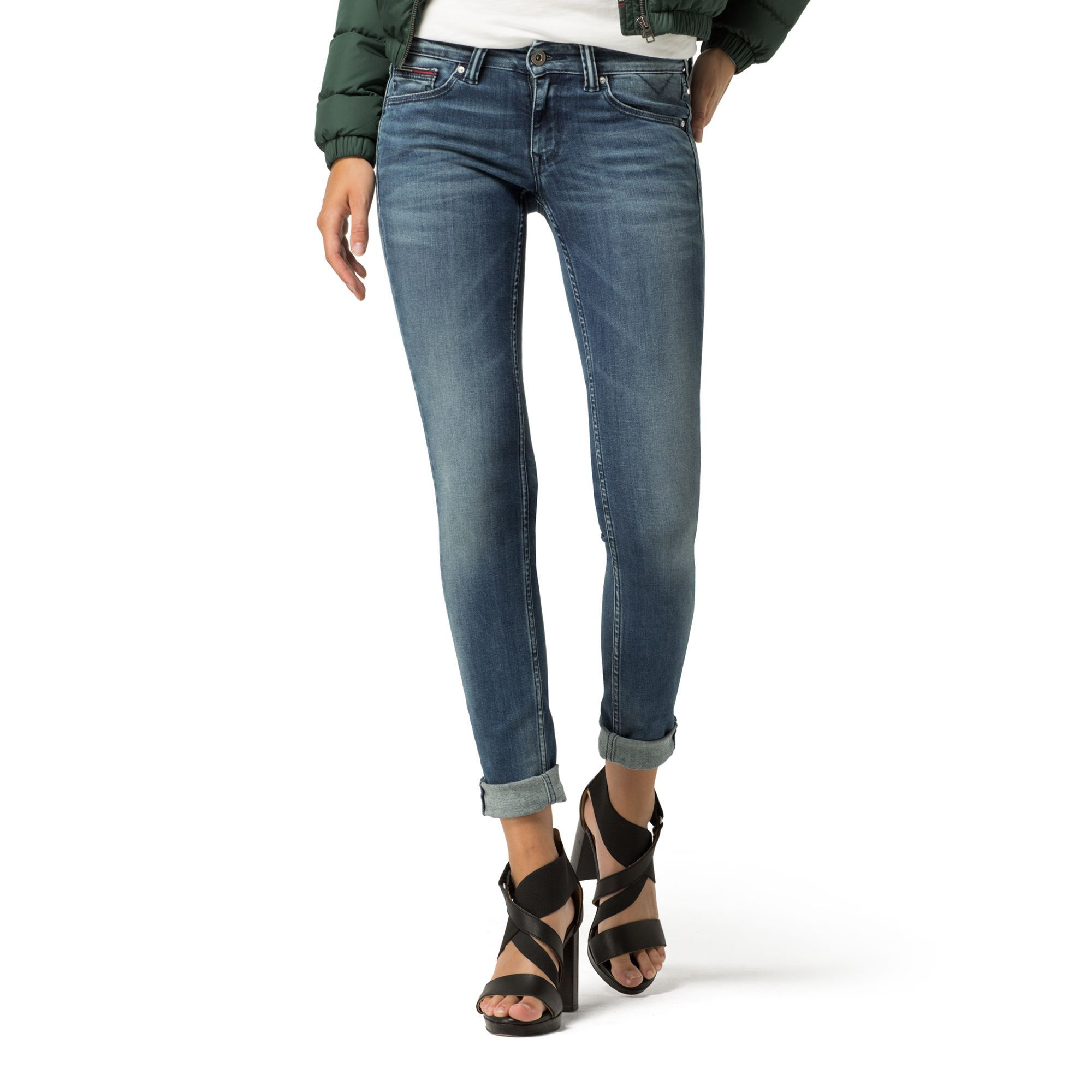Skinny Comfort Stretch Jeans - Sales Up to -50% Tommy Hilfiger Pre Order For Sale eeEN8Q