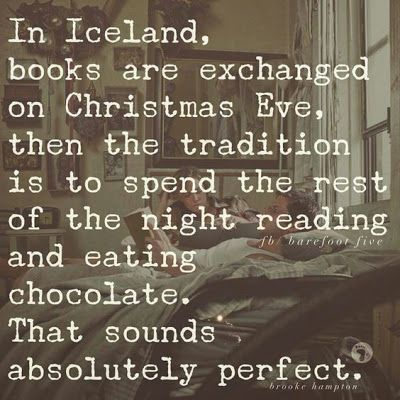 Christmas Eve in Iceland