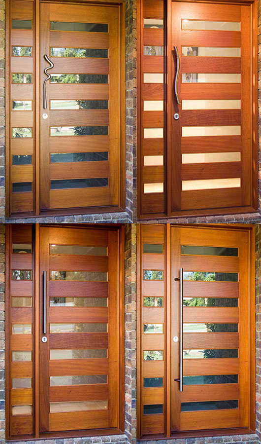 See how these Front Door Pull Handles can change the look of your ...