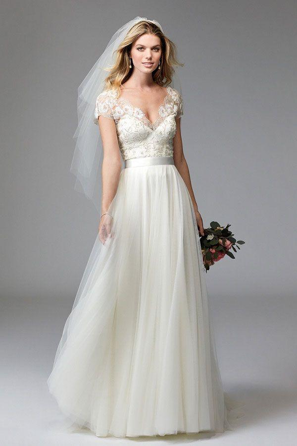 Wtoo Fall 2016 Wedding Dress