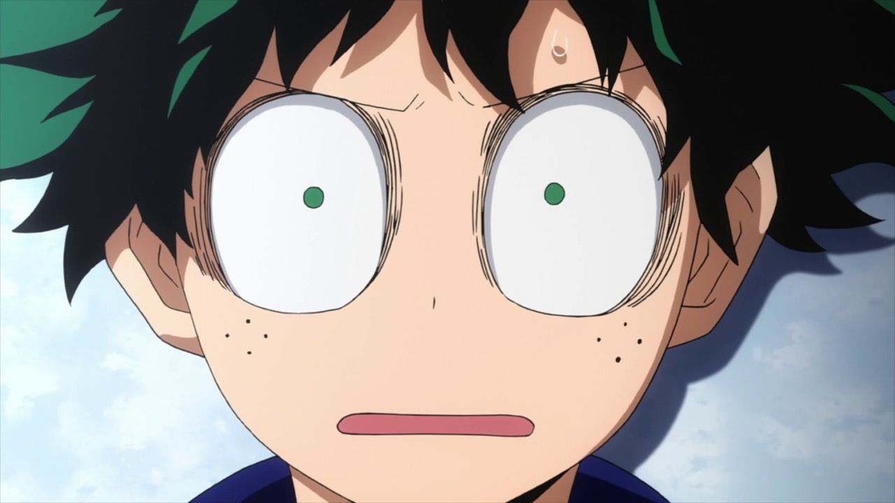 The Trend Of Anime Culture Vultures In 2020 Boku No Hero Academia Funny Anime My Hero See shocked face cartoon stock video clips. boku no hero academia funny