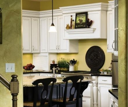 Kitchens With White Cabinets And Green Walls white kitchen cabinets » white kitchen cabinets green walls