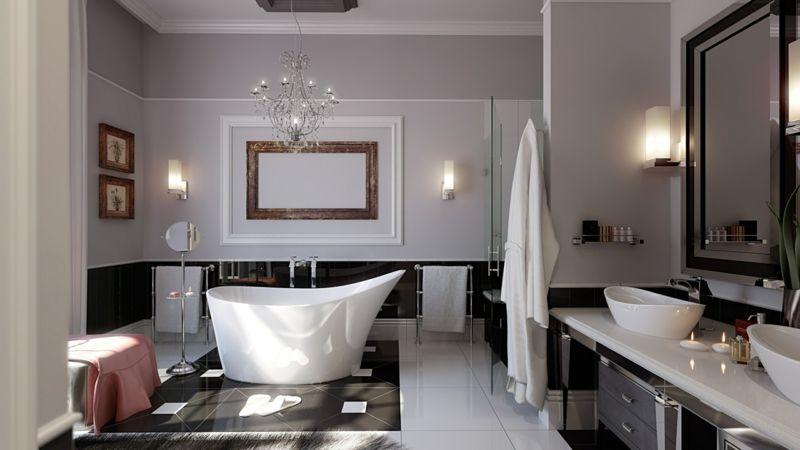 Luxus Badezimmer Einrichten   Ins Detail Gehen