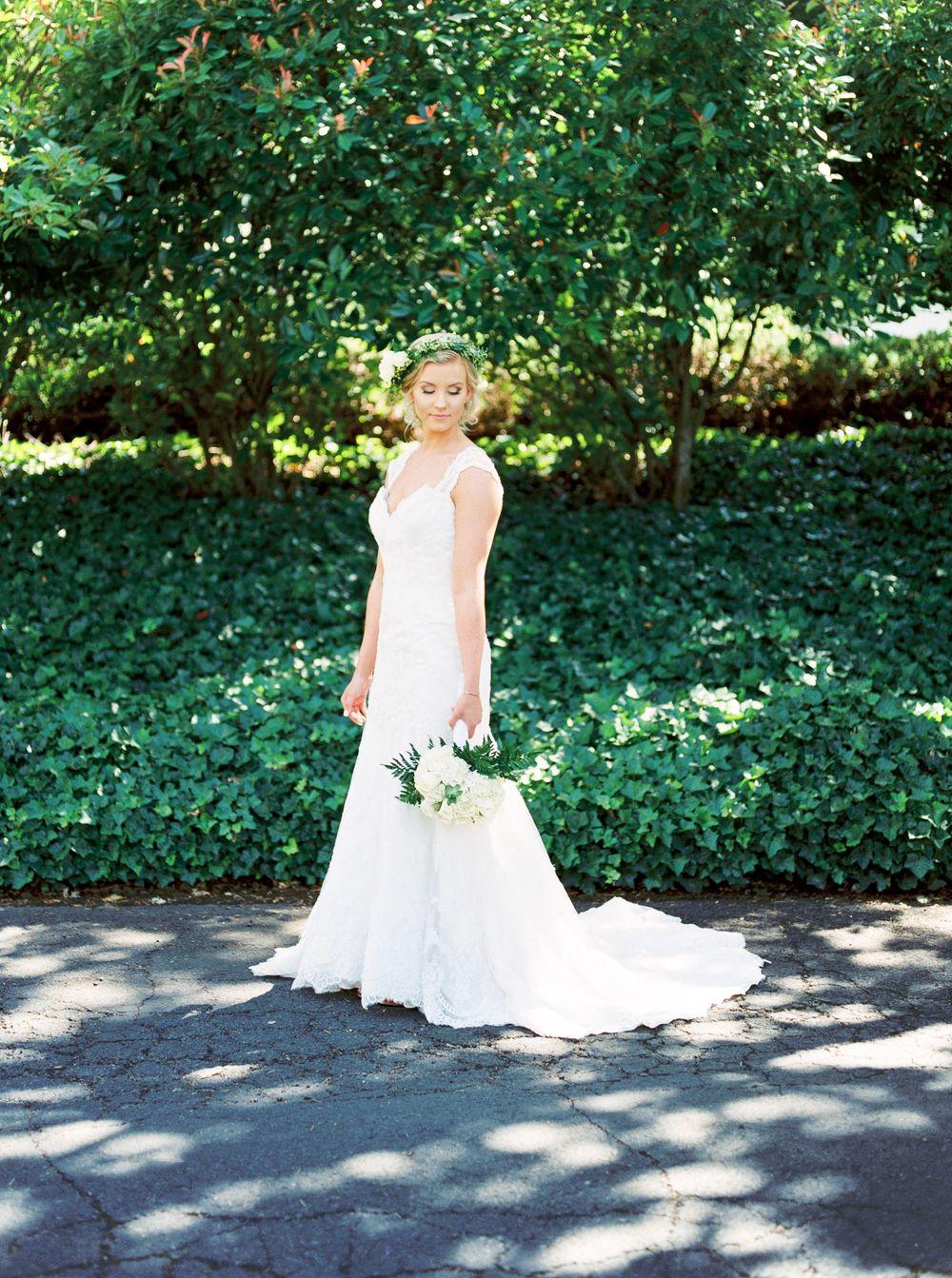 Elegant Backyard Wedding | Medford Oregon Wedding | Wedding ...
