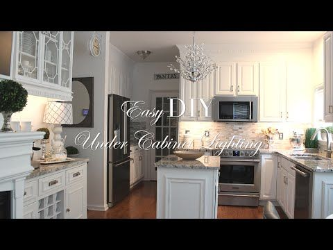 Kitchen Renovation Details Budget Tips To A Diy Kitchen Renovation Youtube Diy Kitchen Renovation Kitchen Renovation Best Kitchen Lighting