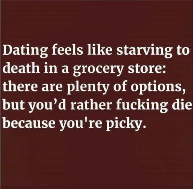 Having Standards In Dating