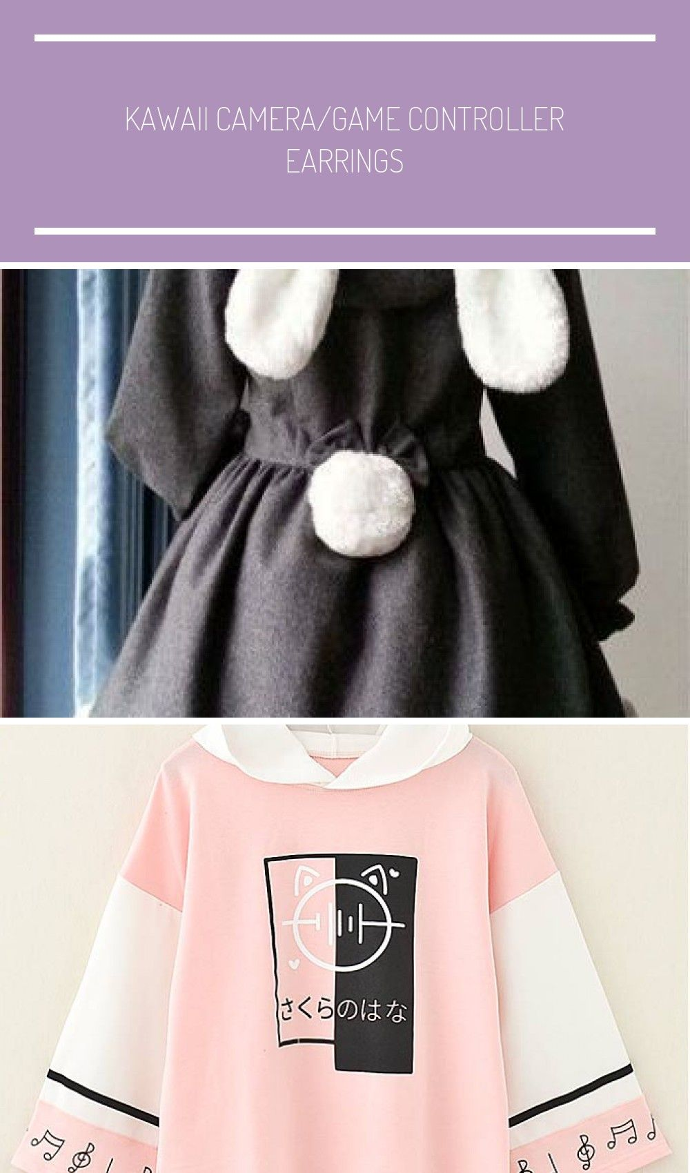 55+ New Ideas for diy clothes goth kawaii clothes 55+ New Ideas for diy clothes goth kawaii
