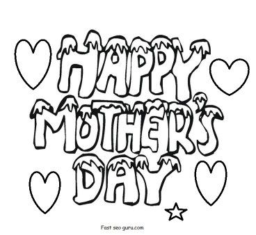 Free Print Out Mothers Day Cards Free Coloring Pages For Kids