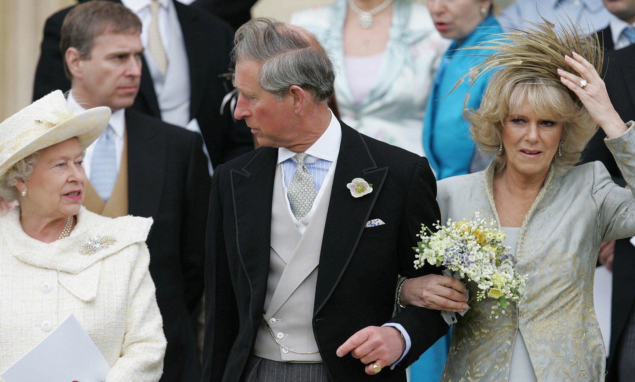Prince Charles And Camilla Parker Bowles Royale Hochzeiten Konigliche Hochzeit Koniglich