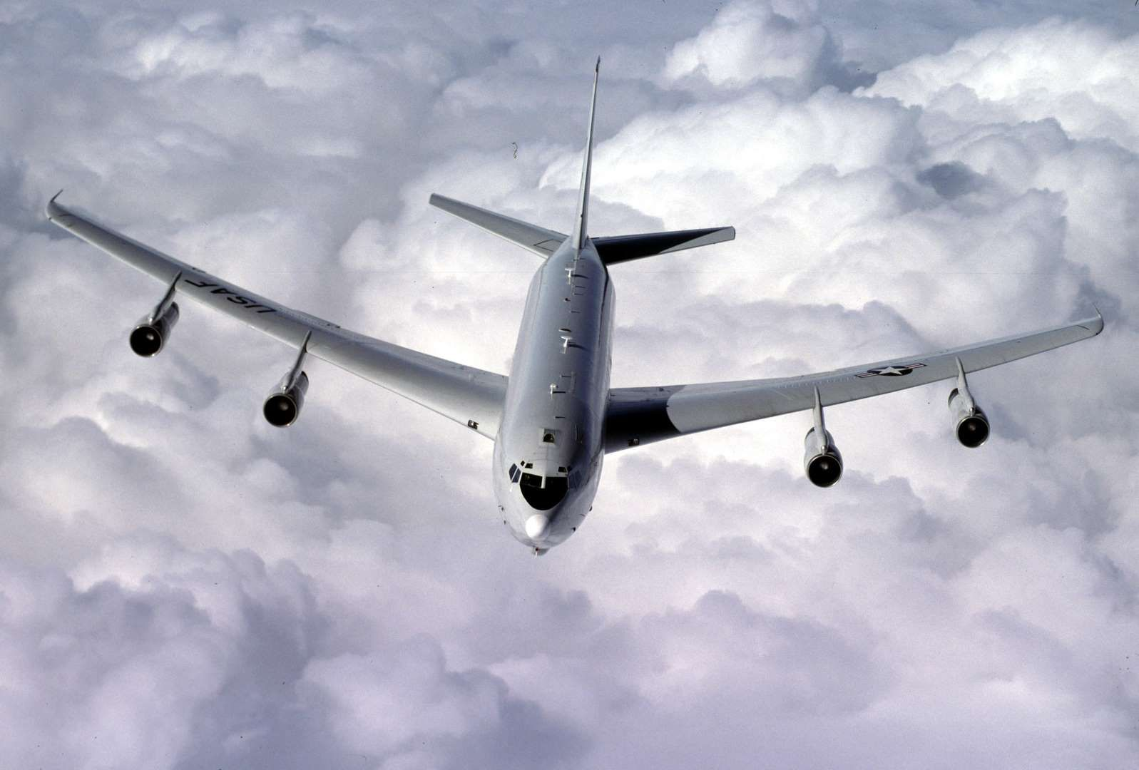 E 8c Joint Stars Usaf Tech Sgt John Lasky Fuerza Fuerza Aerea Aviones