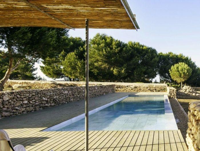 ▷ 1001+idées d\u0027aménagement d\u0027un entourage de piscine Pinterest - amenagement bord de piscine