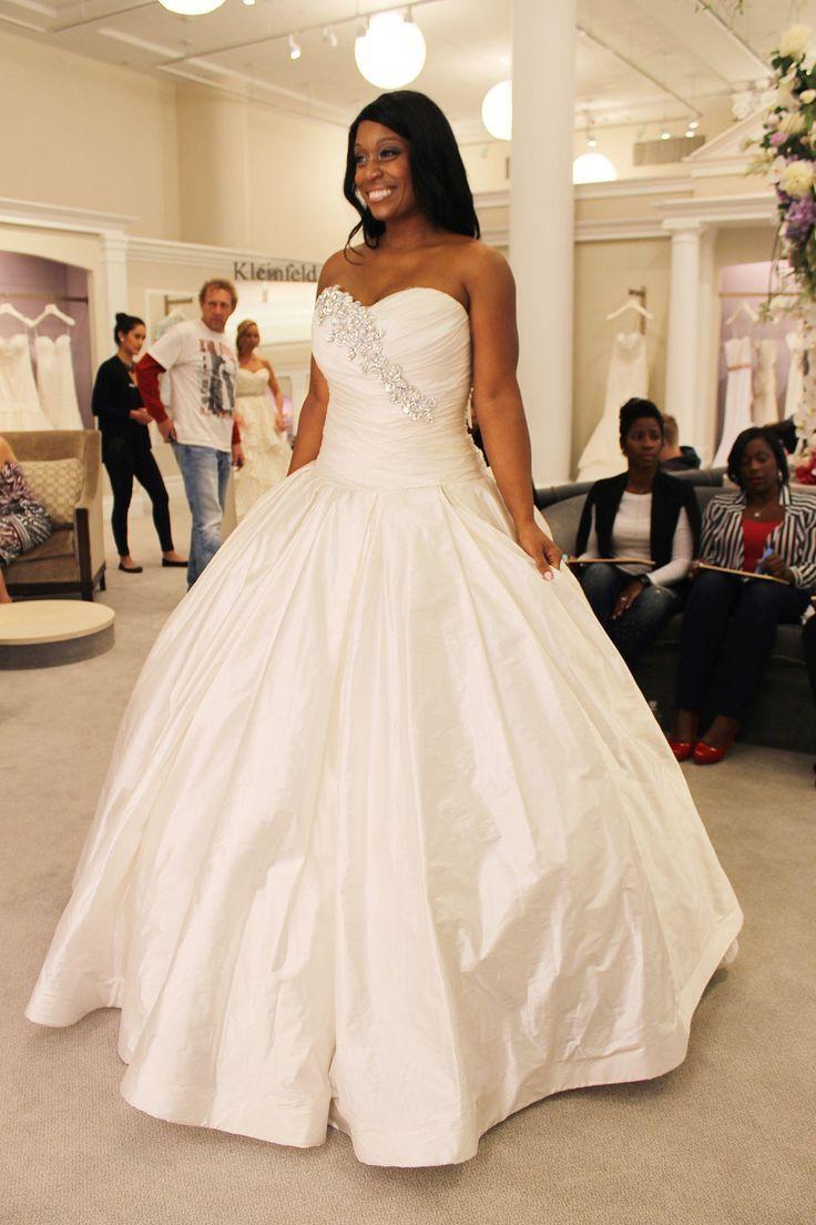 Ball Gown Wedding Dresses : Season 14 Featured Dress: Pnina Tornai ...