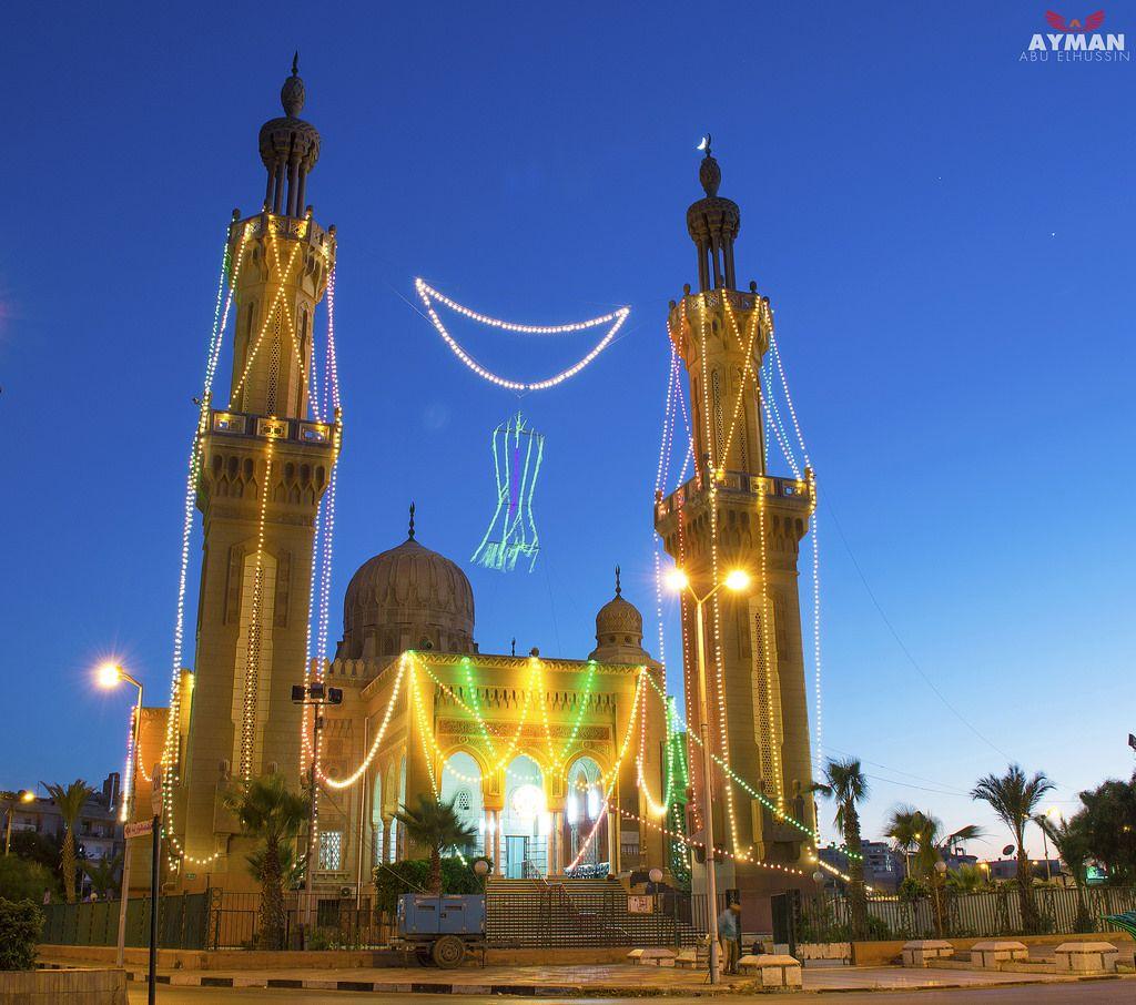 Ramadan Kareem L رمضـــان كـريـــم Monument Valley Egypt Monument
