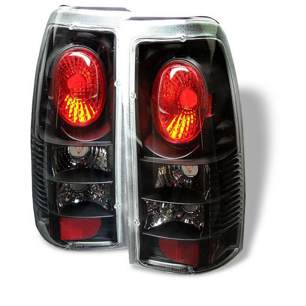 Spyder Auto Chevy Silverado 1500 2500 99 02 Not Fit Stepside Euro Style Tail Light Blk 5001986 Chevy Silverado 1500 Chevy Silverado Silverado 1500