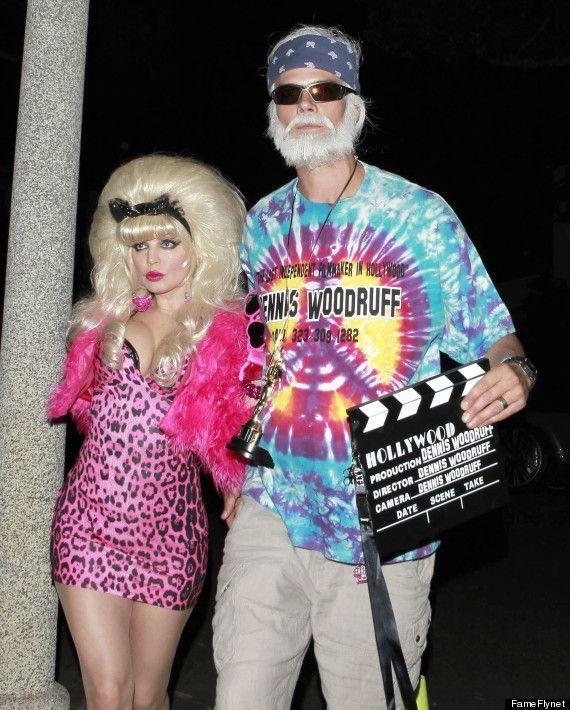 Fergie  Josh Duhamel as Angelyne  Dennis Woodruff Alter Ego