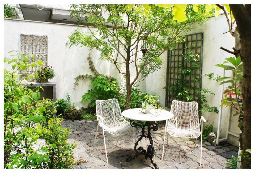 Brocante 031 ガーデン 庭 裏庭