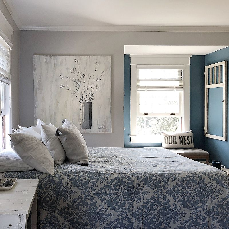 My 100 Year Old Home Bedroom Color Trends 2019 Home Bedroom