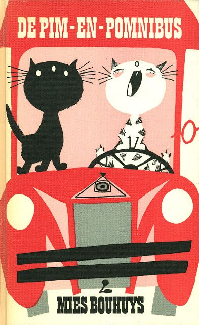 The Pim and Pomnibus / cute cats / Fiet Westendorp