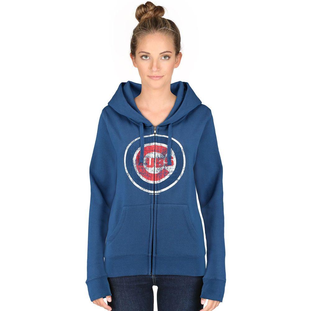Women S 5th Ocean By New Era Royal Blue Chicago Cubs Core Fleece Hoodie Fleece Hoodie Hoodies Womens Hoodies [ 1000 x 1000 Pixel ]