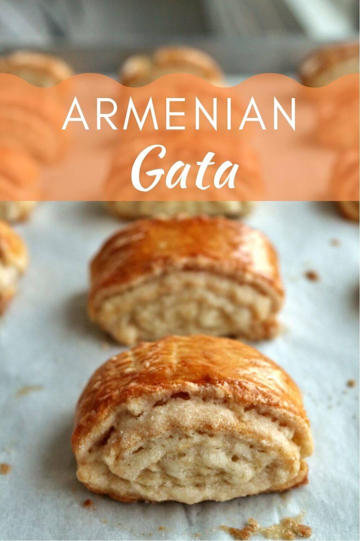 Armenian Gata | Mission: Food