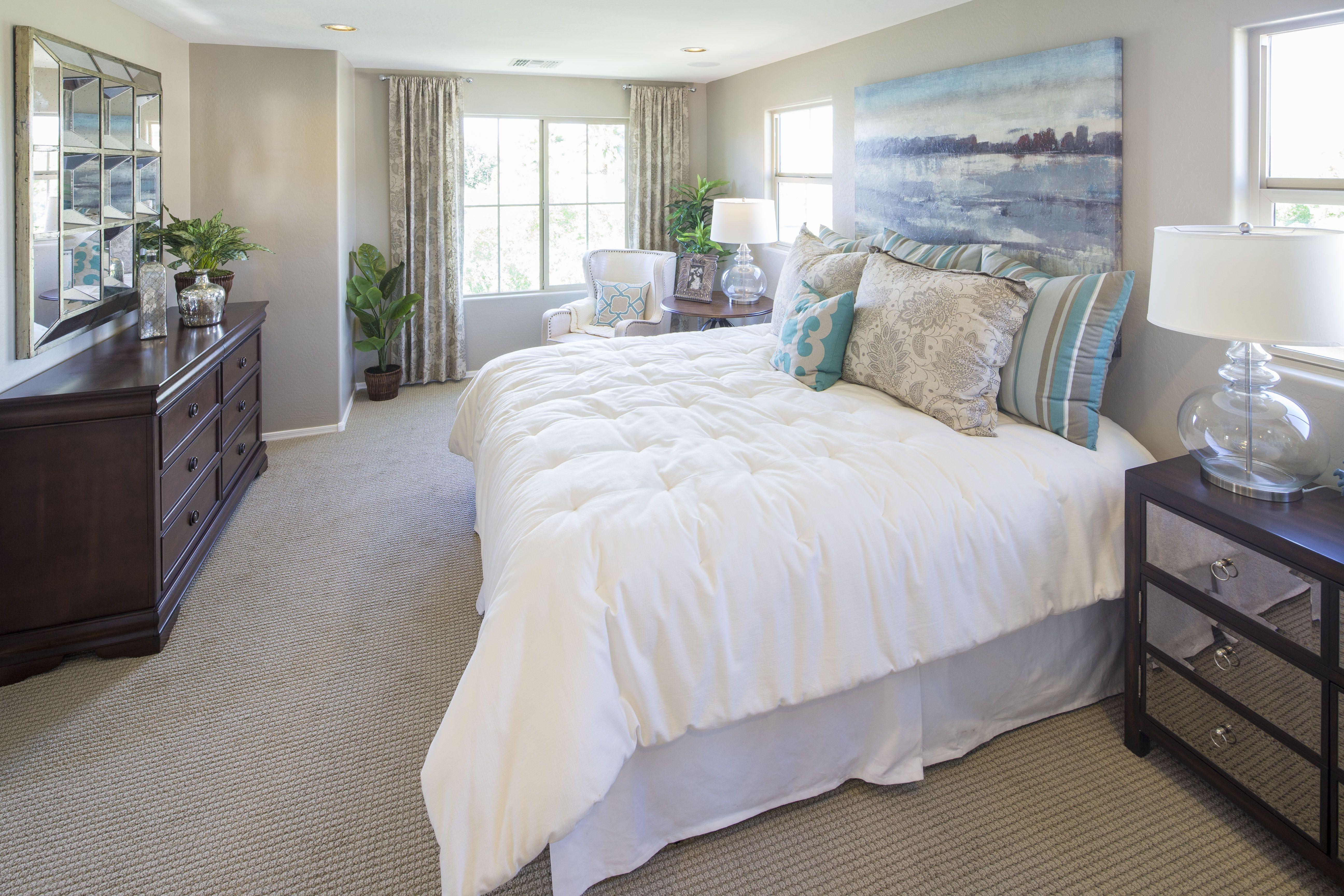 Master bedroom images  A large airy master bedroom  Master Bedrooms  Pinterest  Master