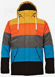 f9e7690f2d My favorite jacket. Burton Team Jacket-Clockwork/Bombay Color Way ...