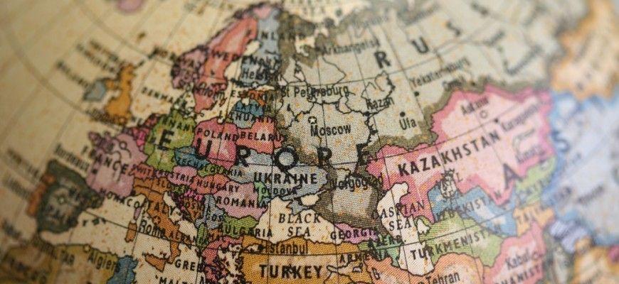 Wereldkaart - Watzijzegt.com