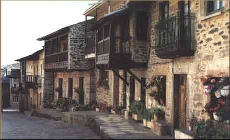 Puebla de Sanabria (Zamora). Un lugar pintoresco.
