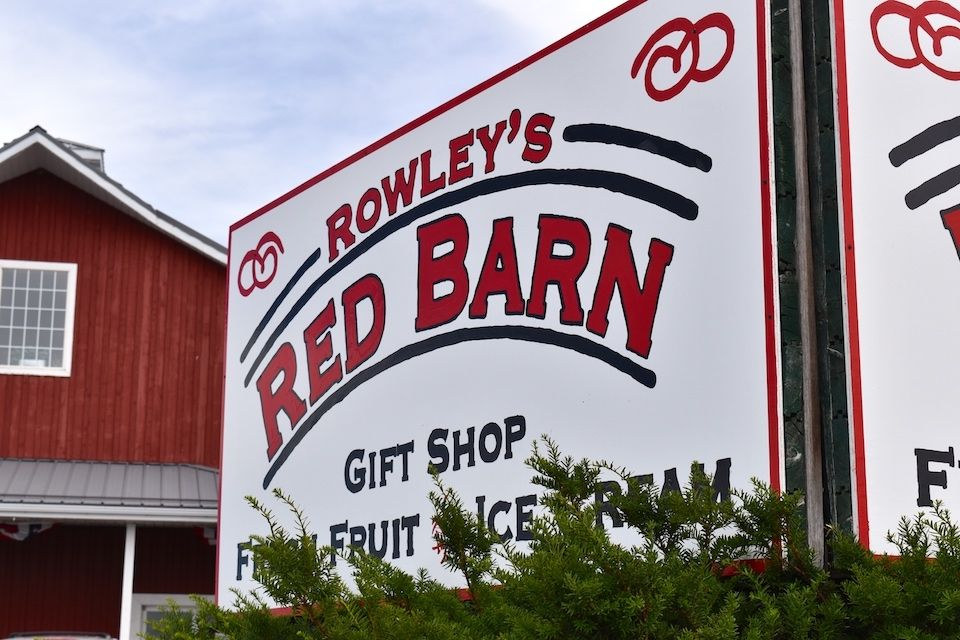Ice Cream And Treats Are A Must At Rowley S Red Barn In Utah Red