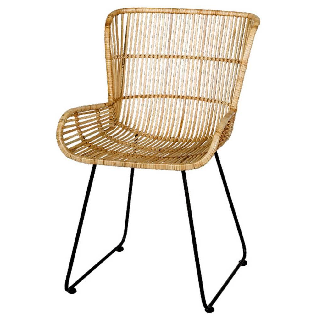Hangstoel Rotan Wit.Stoel Vincente Chair Wit En Naturel Rotan Lifestyle Davis