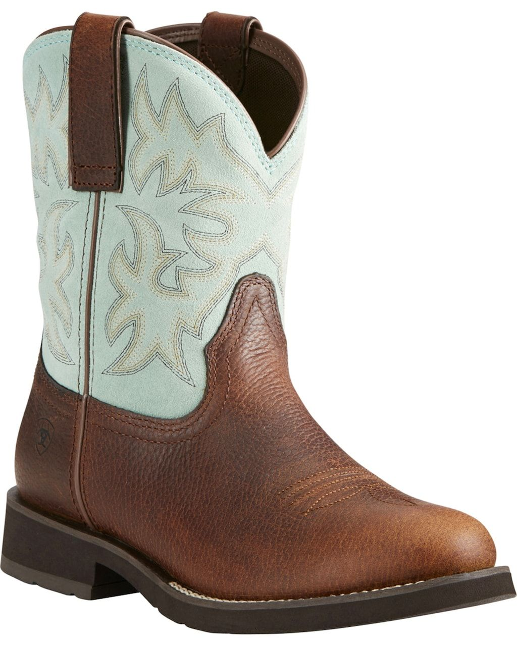Ariat Women's Lily Short Western Boots