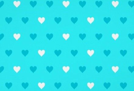Blue And White Hearts On Light Blue Background Cartoon Heart Aesthetic Iphone Wallpaper Light Blue Background