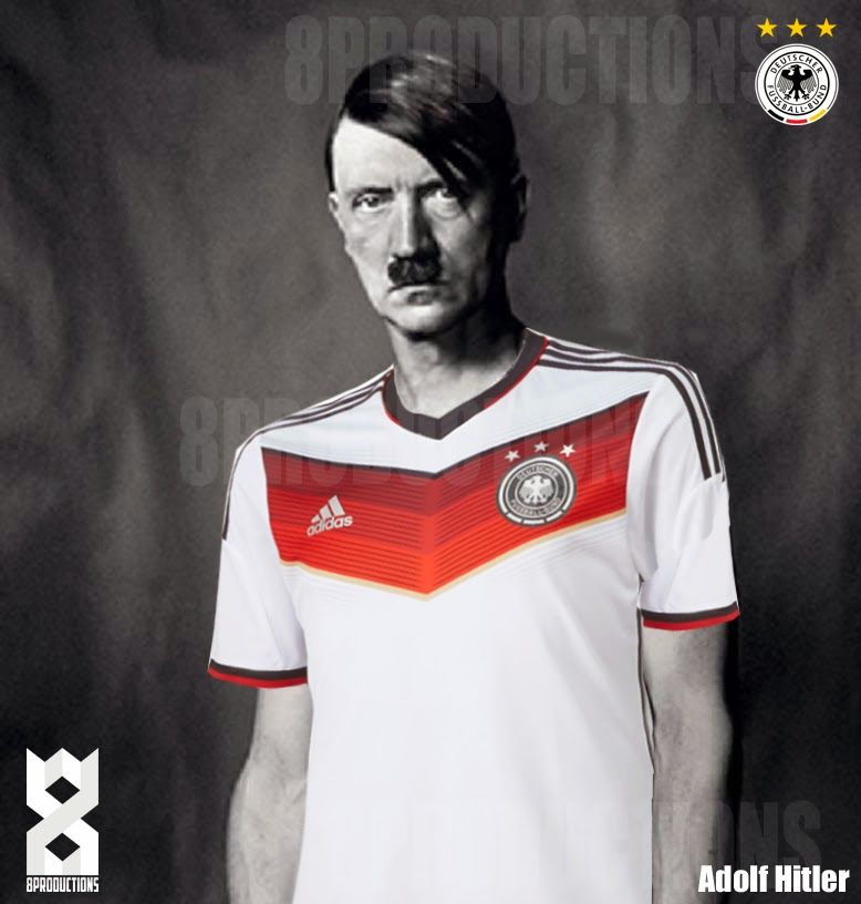 Image result for hitler soccer