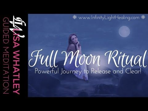 YouTube (With images) | Full moon meditation, Guided ...